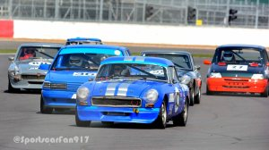 Silverstone National 2014.