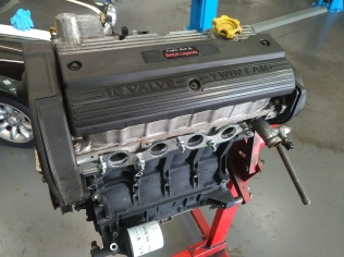 brit leg engine rebuild