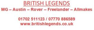 Brit leg logo