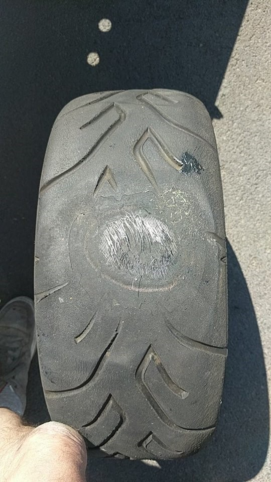 mike williams tyre